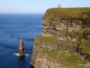 Cliffs of Moher and Branaunmore Rock