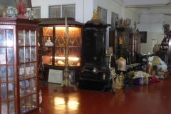 Museum collection, Gangaramaya Temple, Colombo