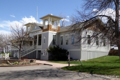 Dining Hall, Chautauqua National Historic Landmark, Boulder