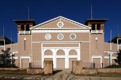 Auditorium, Chautauqua National Historic Landmark, Boulder.  Courtesy Wikimedia and Hustvedt