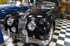 Cotswold Motoring Museum and Toy Collection  Jaguar XK 140 1956