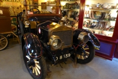 Cotswold Motoring Museum and Toy Collection. Alldays and Onions 1911 Victoria
