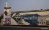 Cranbrook -- downtown art mural