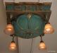 Canadian Museum of Rail Travel -- Light Fixture