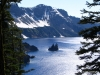 Crater Lake N. P. -- Phantom Ship Island