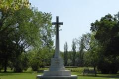 Centotaph, Crescent Park, Moose Jaw