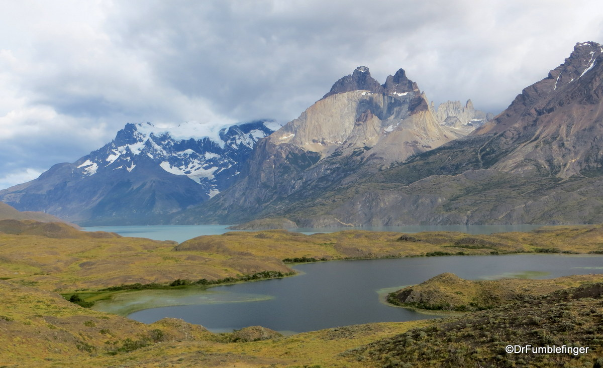 Patagonia South America >> A Mountain with Horns: Cuernos del Paine, Chile