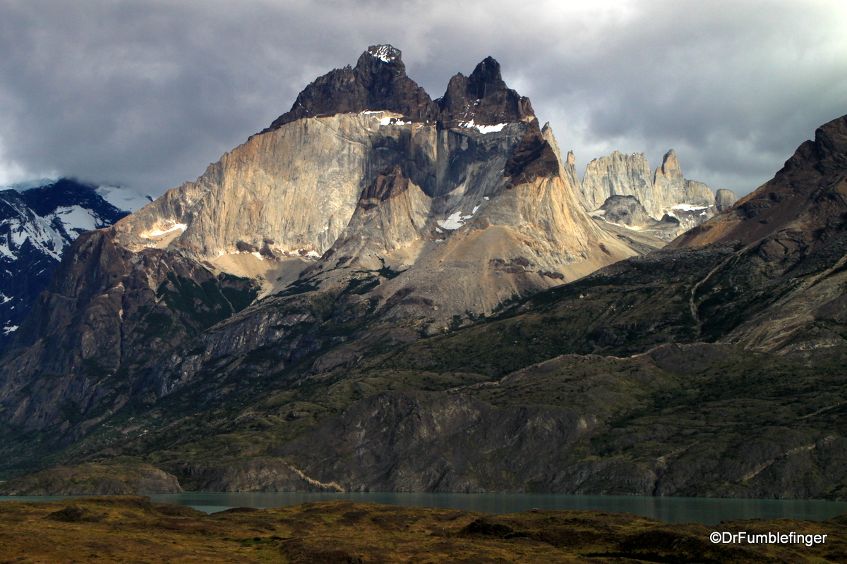 Patagonia South America >> A Mountain with Horns: Cuernos del Paine, Chile | DrFumblefinger's Adventures of a Lifetime