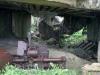 Bombed gun battery, Longues-Sur-Mer