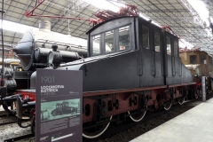 Train collection, Leonardo Da Vinci National Science and Technology Museum