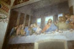 Da Vinci's Last Supper, Milan
