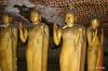 Dambulla -- Cave Interiors