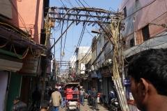 Old Delhi, Chandi Chowk Market area