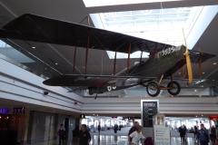 1918 Curtiss Jenny JN-4D, Denver Airport