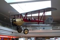 Alexander Eaglerock, Model A-14, Denver Airport