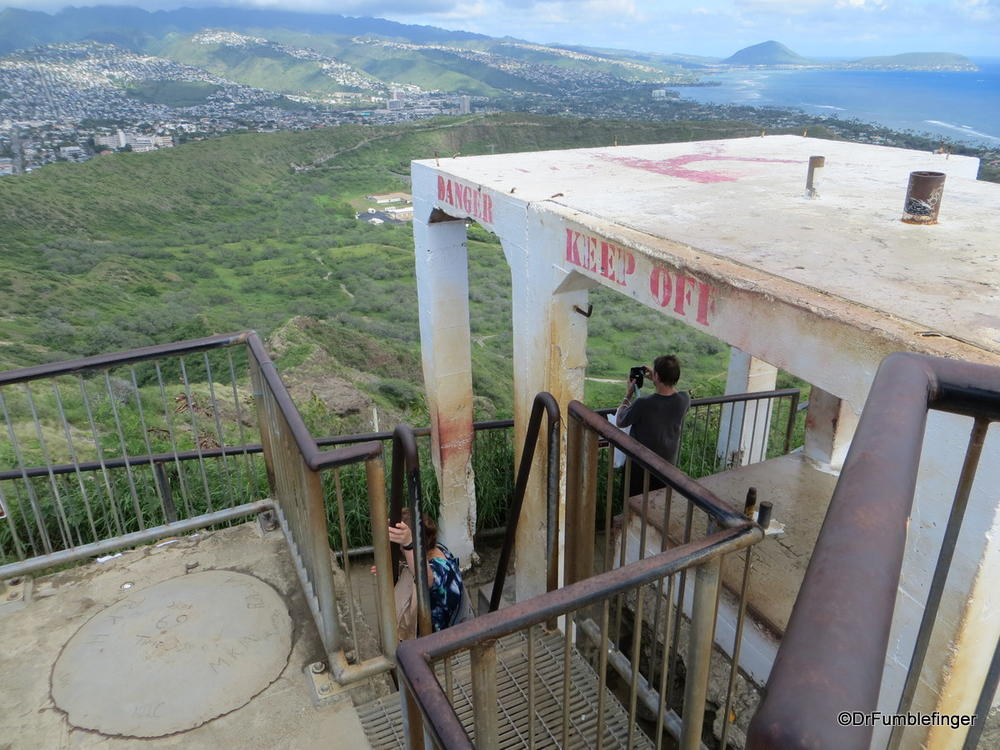 Military history, Diamond Head State Monument
