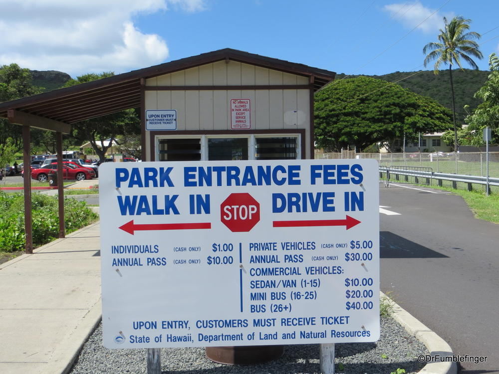 Toll Booth, Diamond Head State Monument