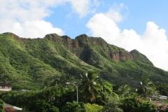 View of Diamond Head from Waikiki