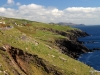 Dingle Peninsula, View of coast