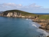 View of Dunmore Head