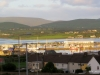 Dingle. View from Greenmount House B&B