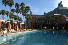 Disney World's Swan Resort