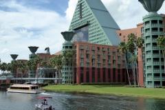 Disney World's Dolphin Resort