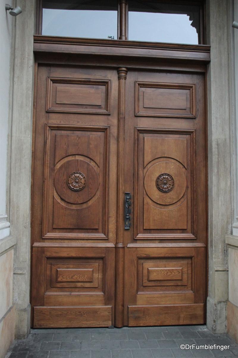 Doors of Krakow
