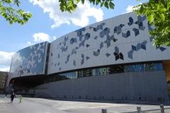 Downtown Calgary Library, exterior