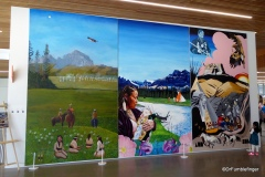 Art,  Downtown Calgary Library