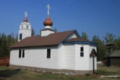 St. Nicholas Russian Orthodox Church, Eklutna Historical Park