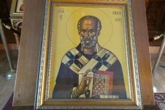 St. Nicholas icon, Eklutna Historical Park