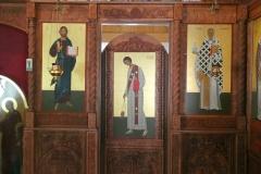Interior, St. Nicholas Russian Orthodox Church