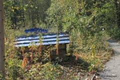 Cemetery, Eklutna Historical Park