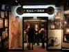 "Entrance to the ""Hall of Gold"", Graceland"