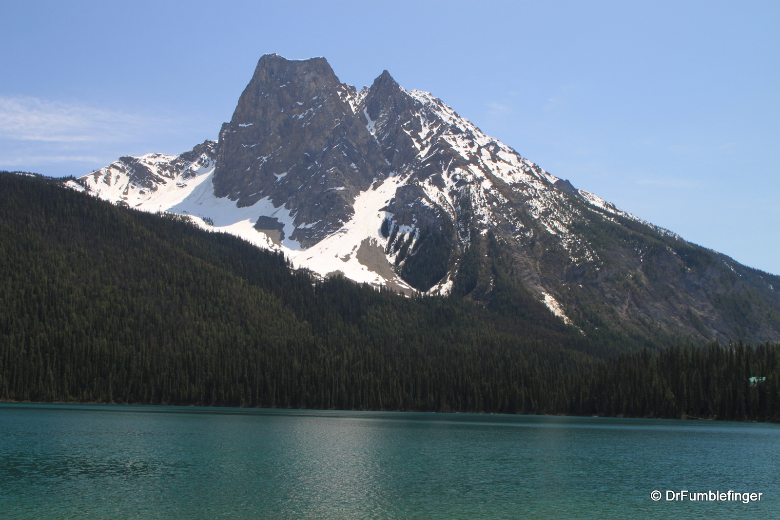 Emerald Lake, South Shore