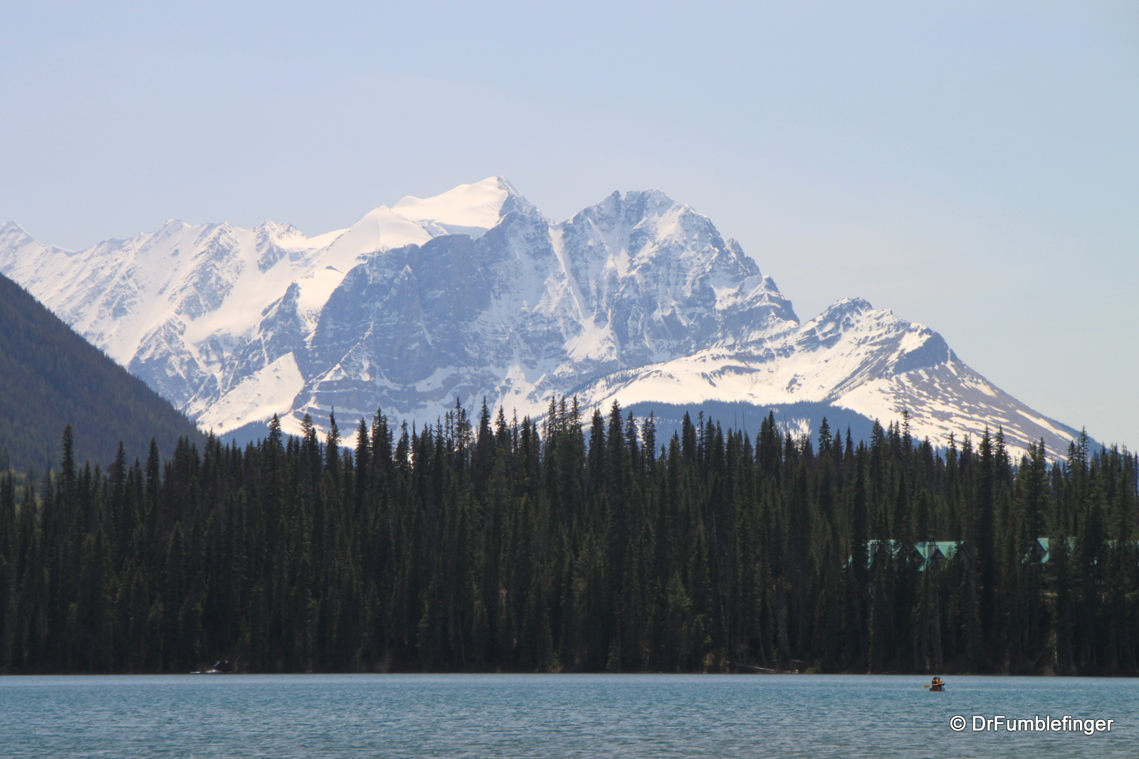 Emerald Lake, view of South Shore