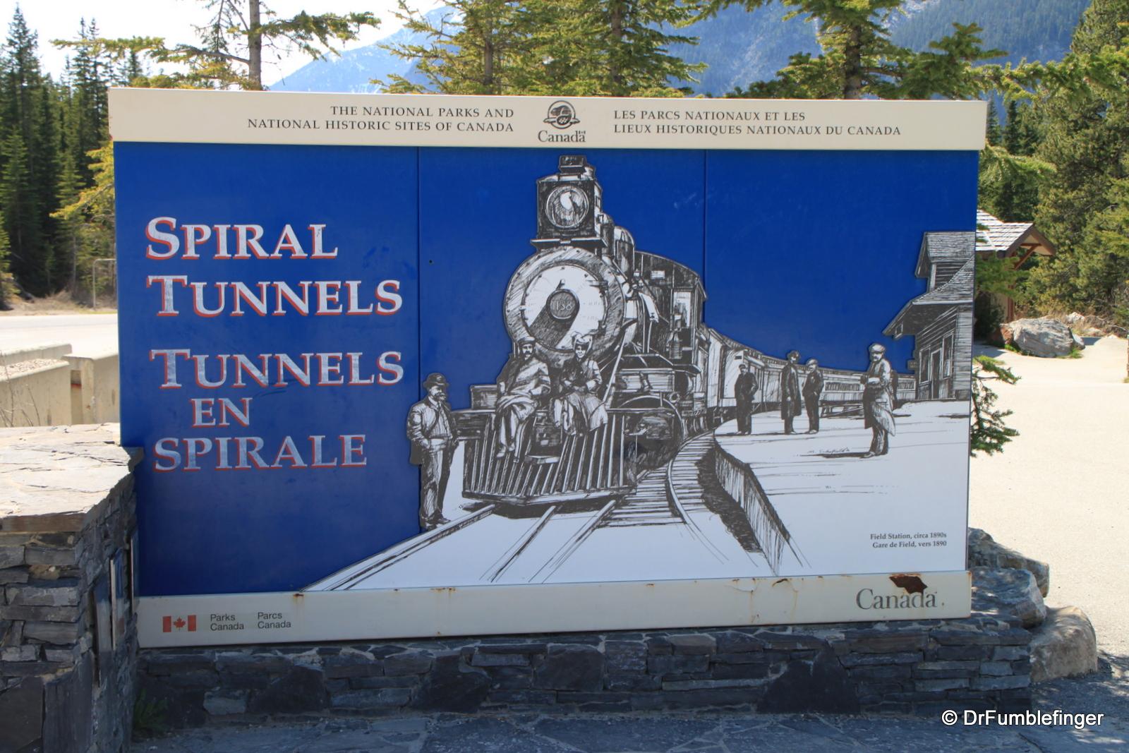 Spiral Tunnels