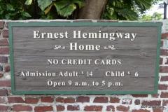 Ernest Hemingway Home, Key West