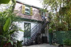Office,  Ernest Hemingway Home, Key West