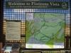 Map at Flatiron Vista Loop Trailhead