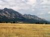02The Flatirons and prairies, viewed from Flatiron Vista Loop Trail