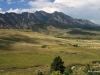 032-flatiron-The Flatirons and prairies, viewed from Flatiron Vista Loop Trail