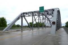 Sorlie Memorial Bridge, Grand Forks