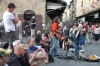 Ponte Vecchio street musican