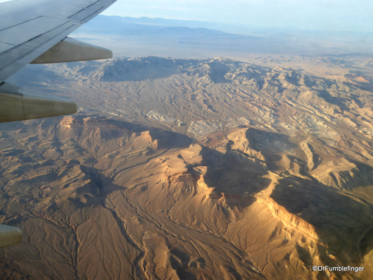 Views of the Mojave Desert