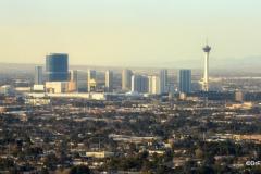Views of the Vegas Strip