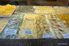 Milan Food Tour, Brera neighborhood.  Pattini