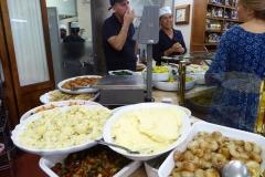 Milan Food Tour, Brera neighborhood.