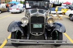 1930 Ford Model A, Calgary